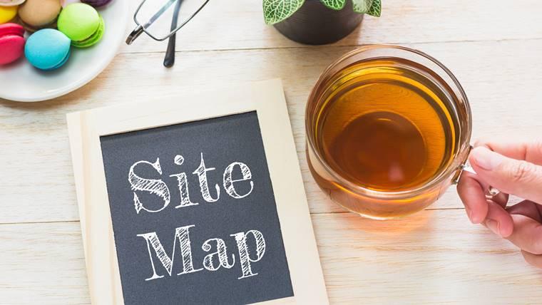 理学療法士の転職計画記事のサイトマップを示した画像